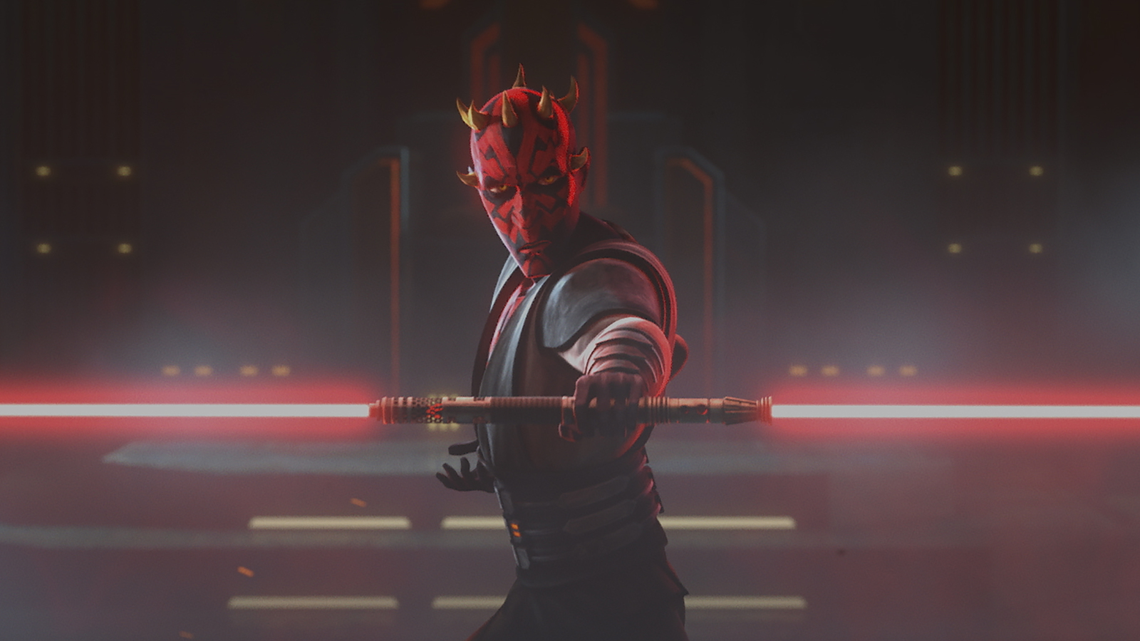 Why Darth Maul Is The Greatest Canonical Star Wars Villain Ever
