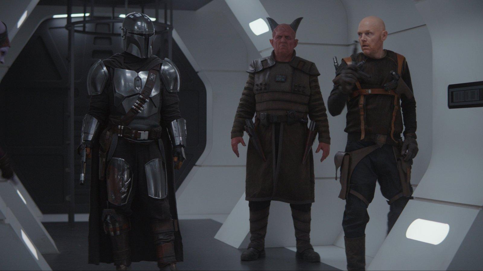 Is The Mandalorian Season 2 Becoming Too Skywalker Saga Centric
