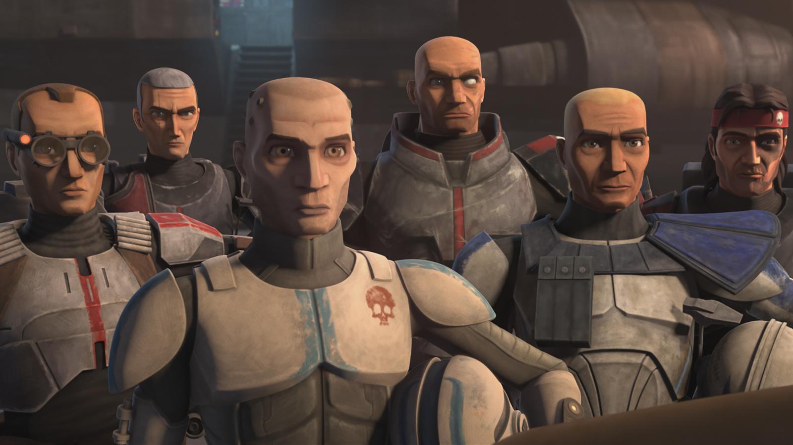 star wars  the clone wars season 7 episode 4 review  echo