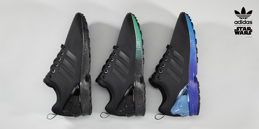 newest b677c 627f0 Although the adidas-zx-flux-star-wars-05 . ...