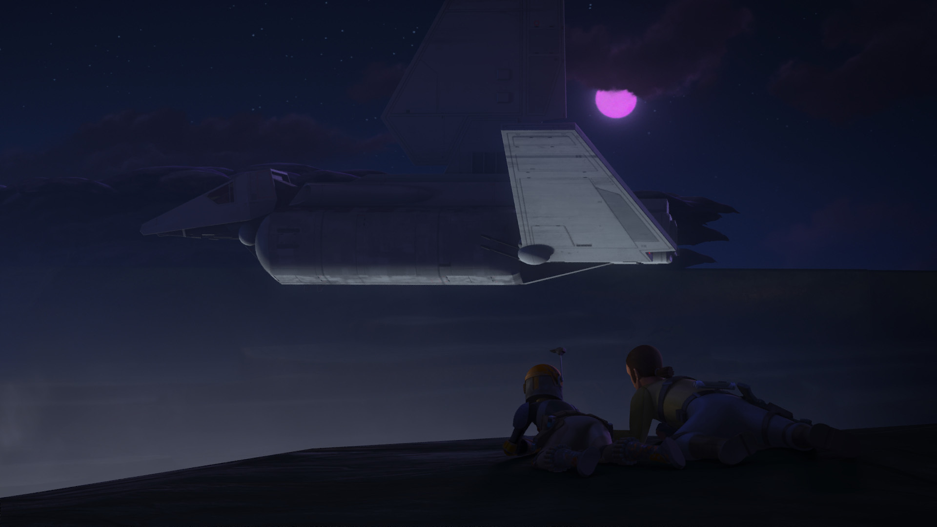 Star wars rebels recap the protector of concord dawn for Zeb pilot house floor plan