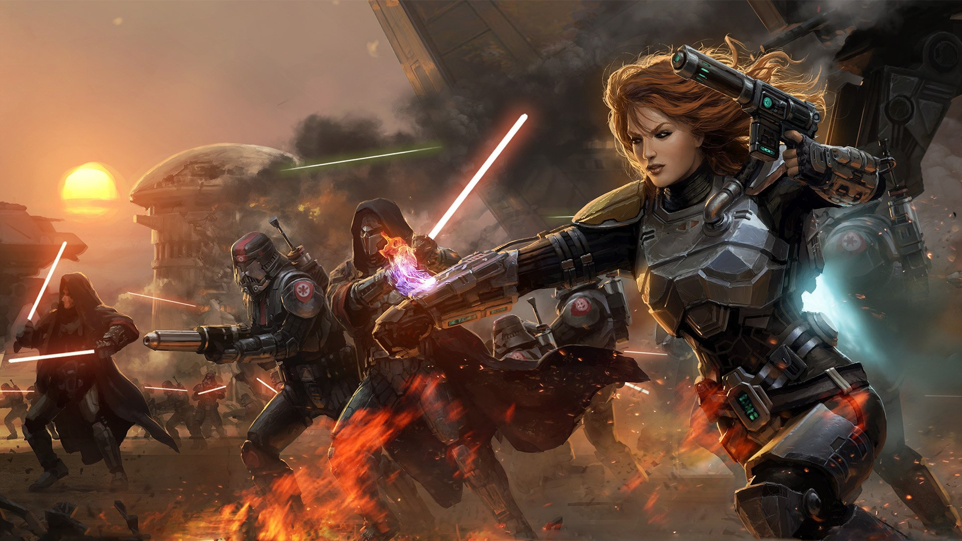 Image result for Star Wars: The Old Republic