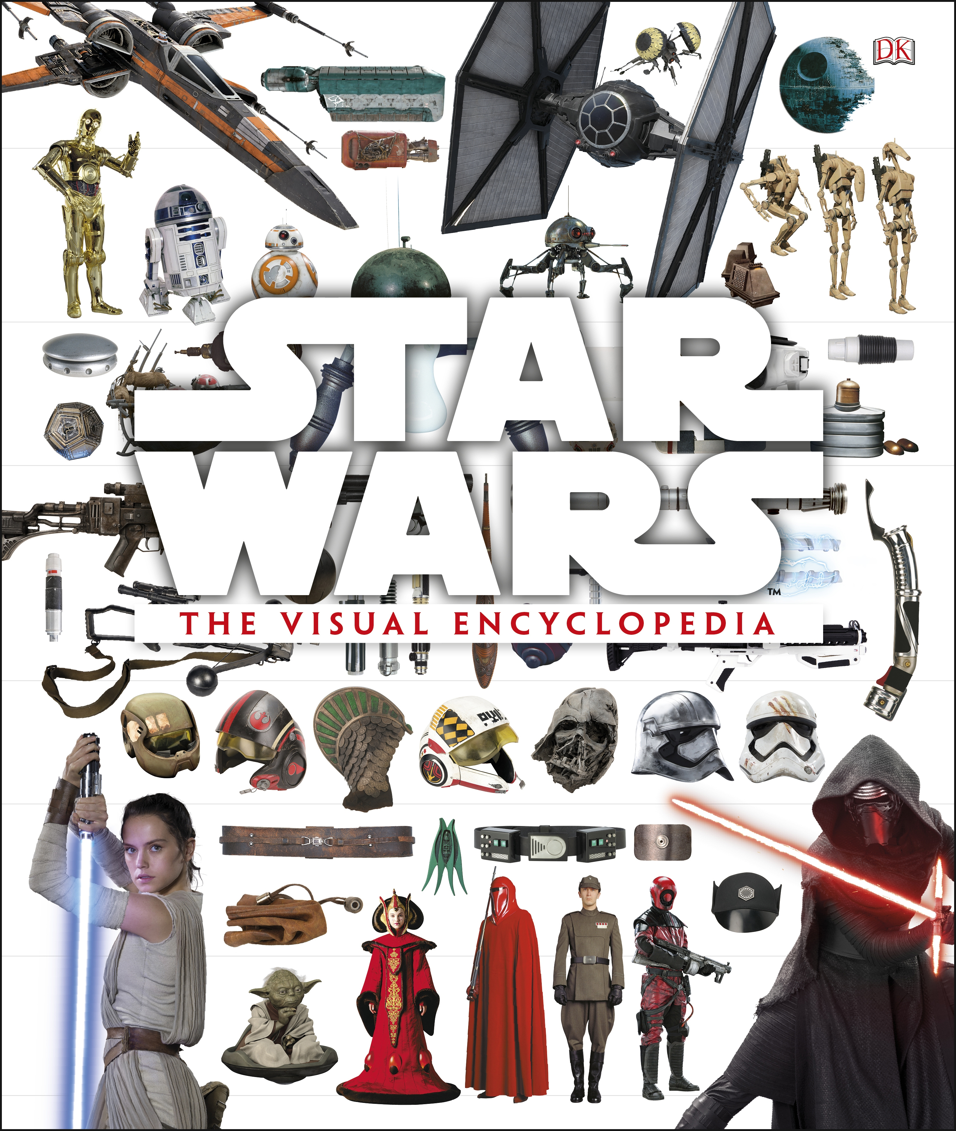 Text & images from Star Wars™: The Visual Encyclopedia © and ™ 2017  Lucasfilm Ltd.