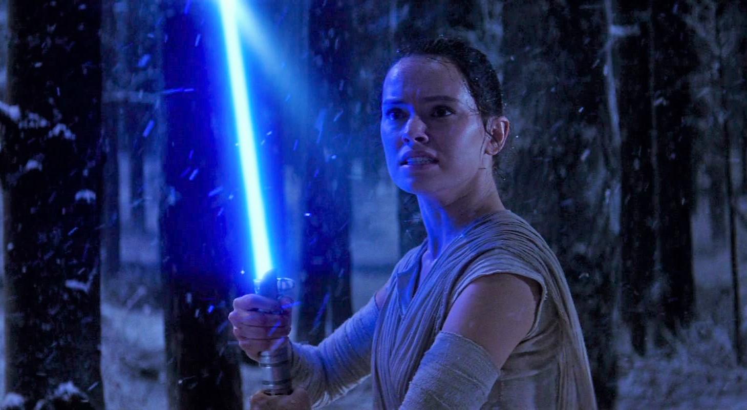 Rey: Star Wars: The Last Jedi