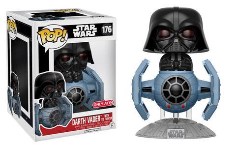 Target To Release Exclusive Darth Vader In Tie Fighter Funko Pop