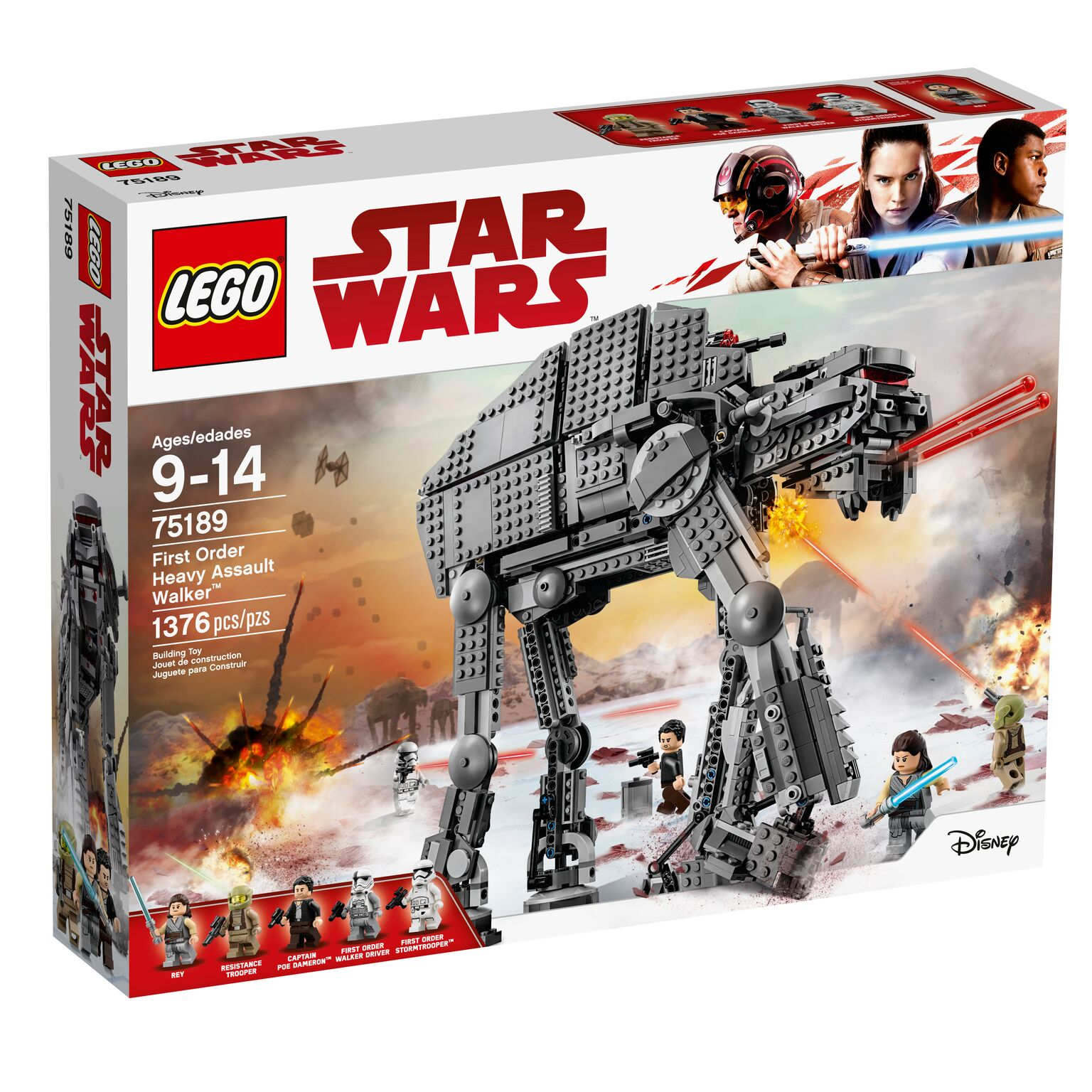 detailing b4401 03bb7 First Order Assault Walker —  149.99
