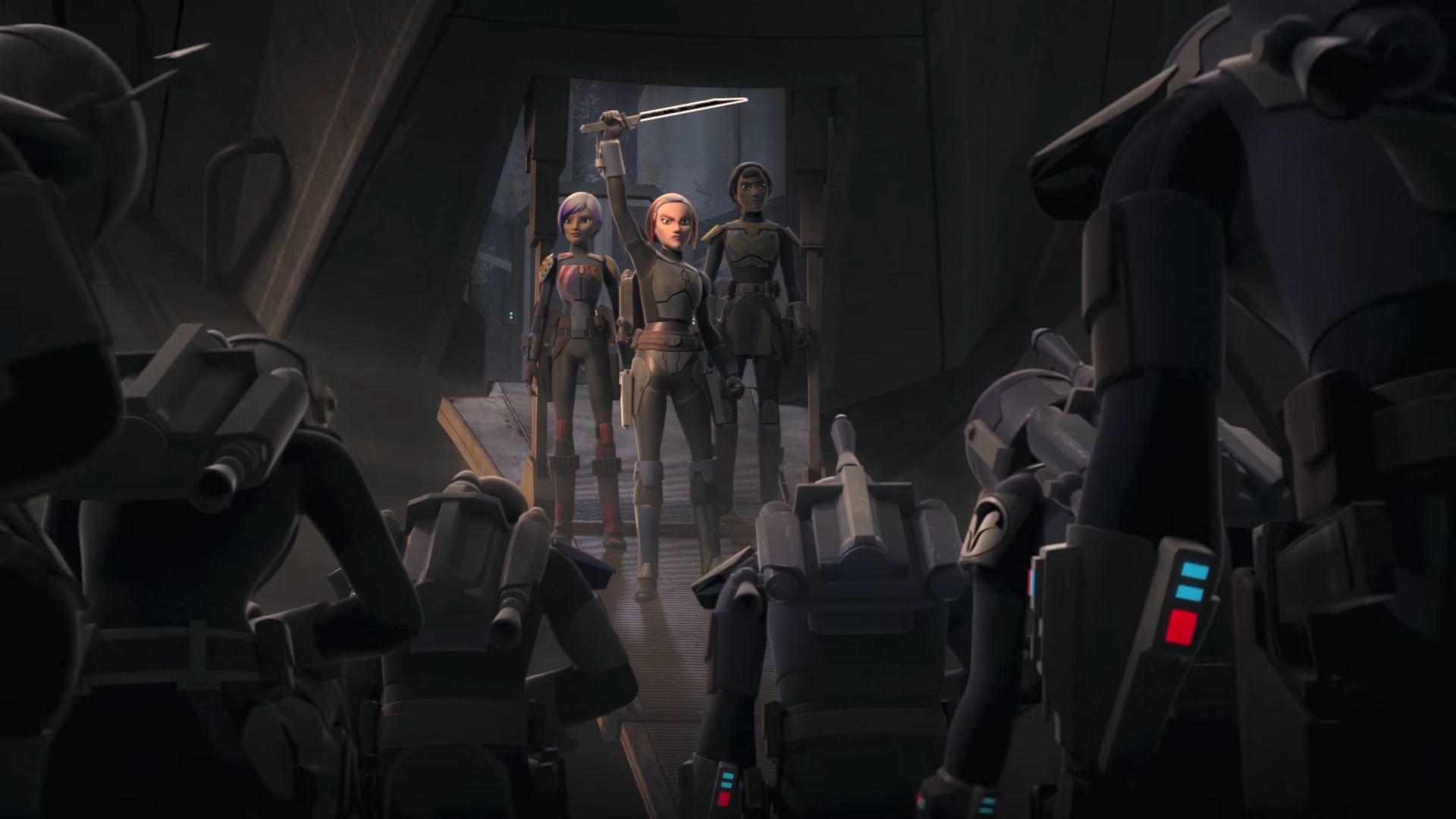 Star wars rebels recap heroes of mandalore with a new leader photo credit lucasfilm biocorpaavc Image collections