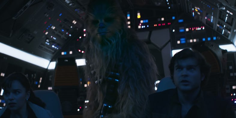 Trailer of 'Solo: A Star Wars Story' brings together franchise's iconic figures