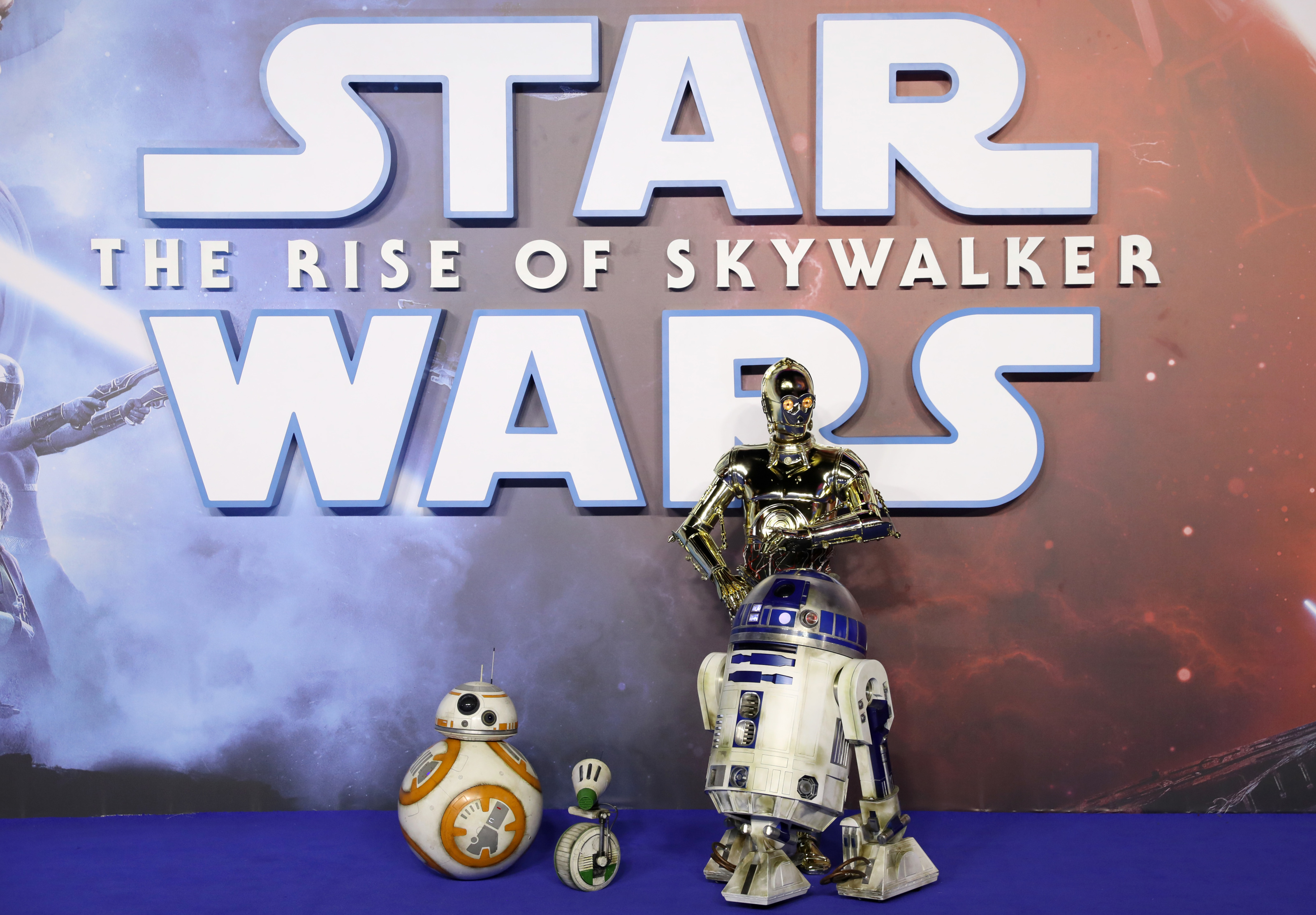 Star Wars: The Rise of Skywalker home media release dates announced